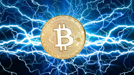 The Lightning network is a scaling solution for Bitcoin