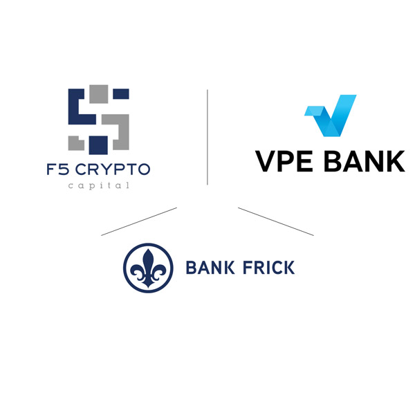 Cooperation between F5 Crypto, VPE, Bank Frick