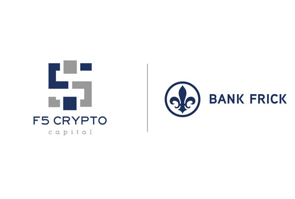 Kooperation Bank Frick - F5 Crypto Capital