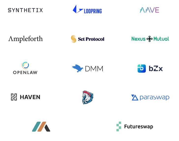 Chainlink Partner Datenbezieher