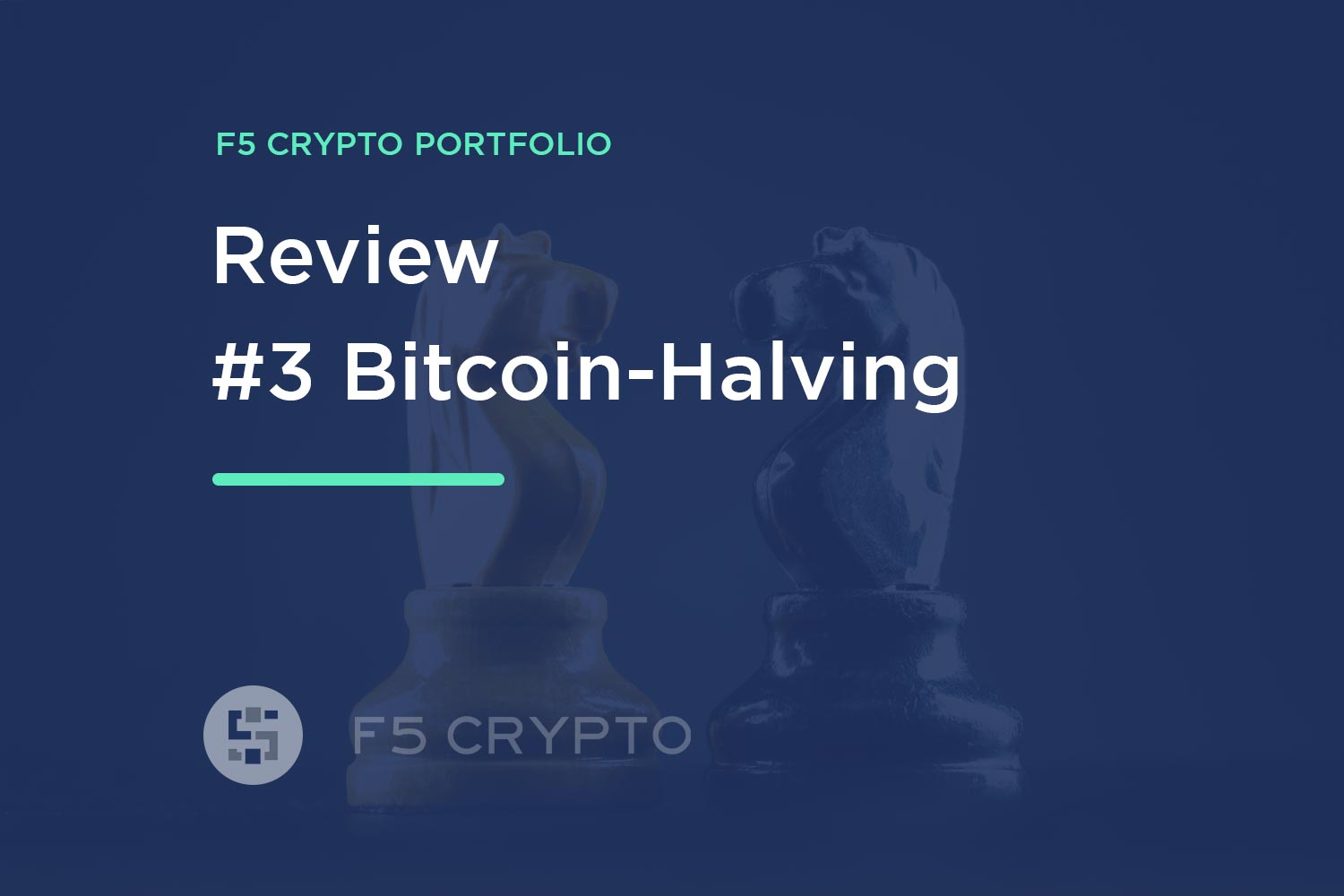 Review - Investment zum Bitcoin Halving