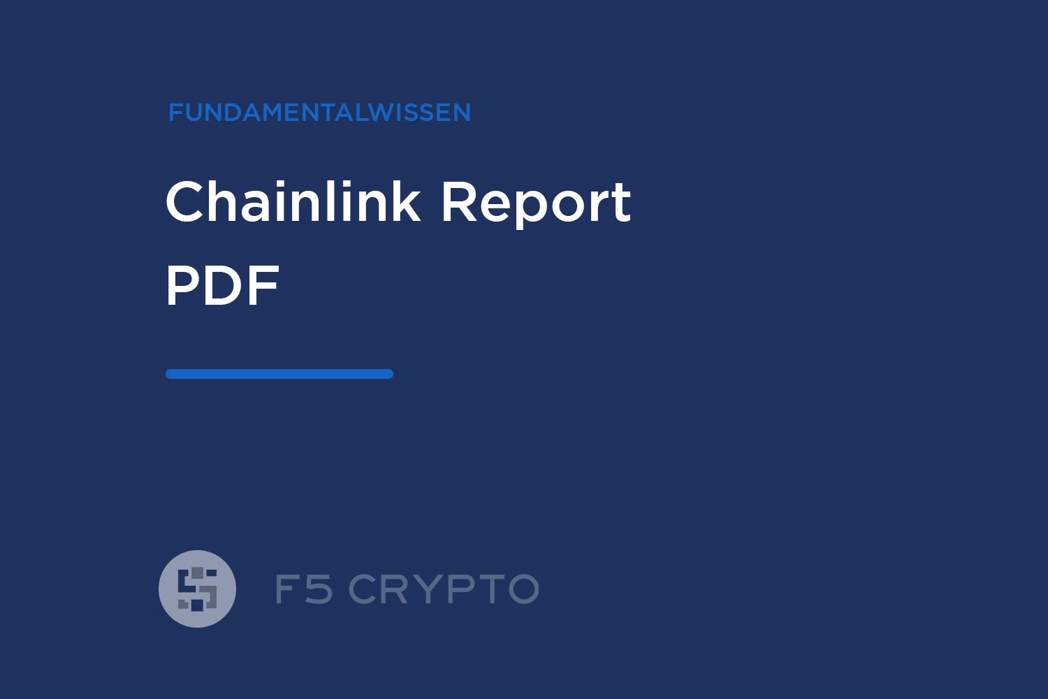 Chainlink Report - Banner